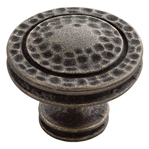 Hickory Hardware-P3061 WOA 1.37 In. Mountain Lodge Windover Antique Cabinet Knob -