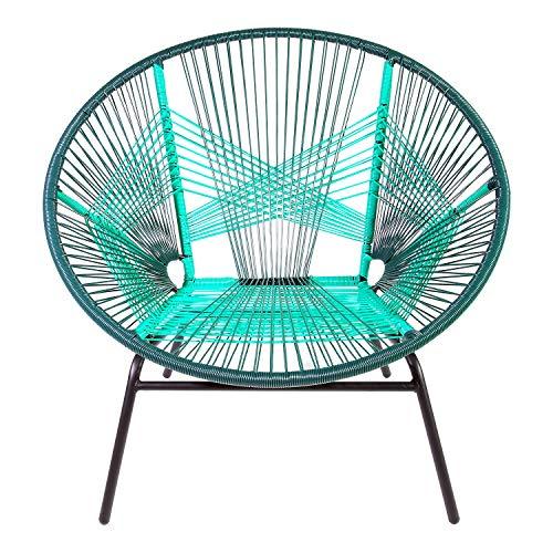 Lounge Sessel Quantum Comfort Grün Outdoor Acapulco Design