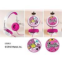 AS - 6350 - Jeu Électronique - Casque Audio - Barbie