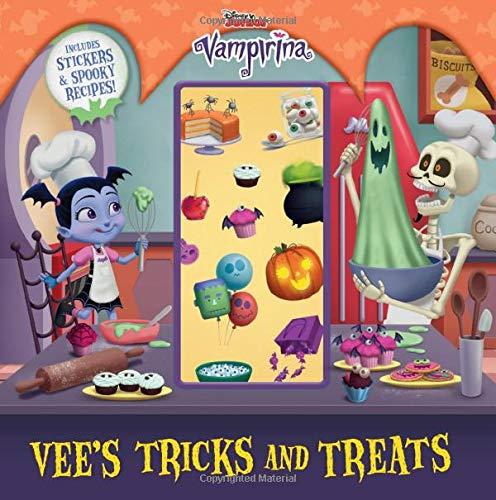 Vampirina Vee's Tricks and Treats (Disney Junior: Vampirina)