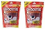 #10: Choostix Dog Treat, Beef, 450 g (Pack of 2)