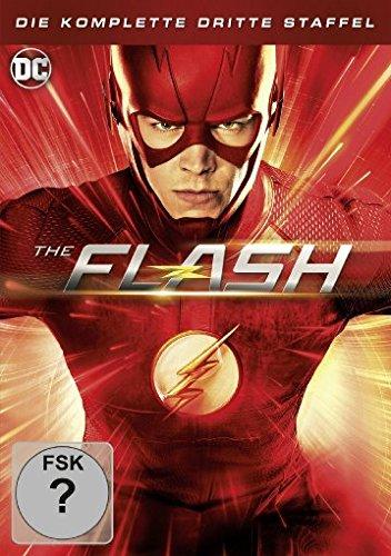 The Flash - Die komplette dritte Staffel [4 DVDs]