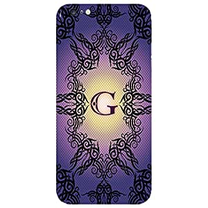 G-Mobile Back Case Cover For I Phone 6