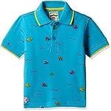#10: Nauti Nati Baby Boys' Polo (NSS17-817A_1Y_Turquoise)