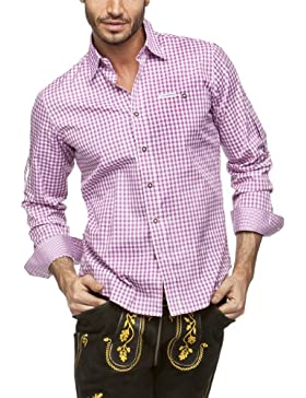 Stockerpoint Herren Regular Fit Trachtenhemd Campos2