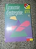 Image de Economie d'entreprise n 34 bac bts                                                            062097