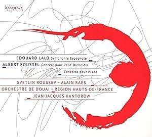 Symphonie Espagnole/Concerto pour Piano