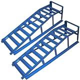 2x Torrex 30025 Auffahrrampe blau