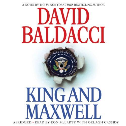 Buchseite und Rezensionen zu 'King and Maxwell' von David Baldacci