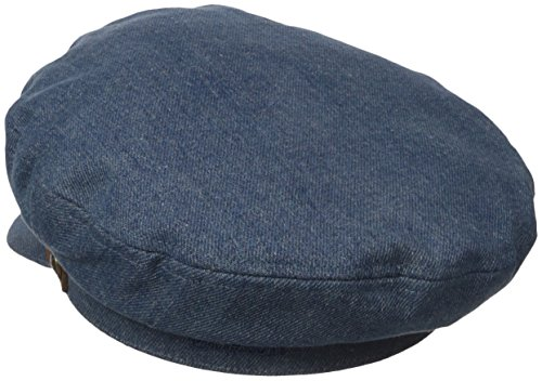 Brixton Herren Cap Fiddler light denim