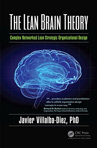 The Lean Brain Theory: Complex Networked Lean Strategic Organizational Design (English Edition)