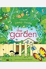 Peep Inside the Garden: 1 Board book