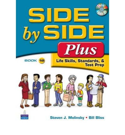 [(Side by Side Plus 1 Student Book B (with Gazette Audio CD))] [Author: Steven J. Molinsky] published on (September, 2008)
