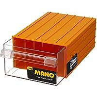 Mano Çekmeceli Kutu, Sarı, K-55