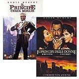IL PRINCIPE CERCA MOGLIE/IL PRINCIPE DELLE DONNE (2 Film DVD) Edizione Italiana