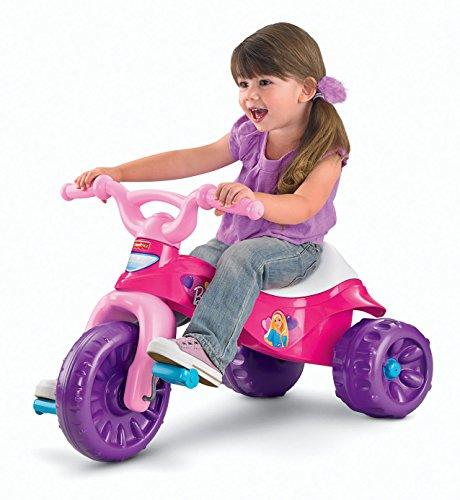 Barbie Tough Trike Ride-On