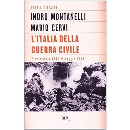 L'italia Della Guerra Civile