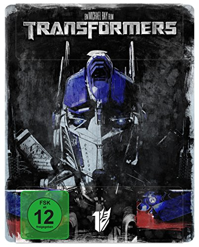 Transformers - Blu-ray - Steelbook [Limited Edition]