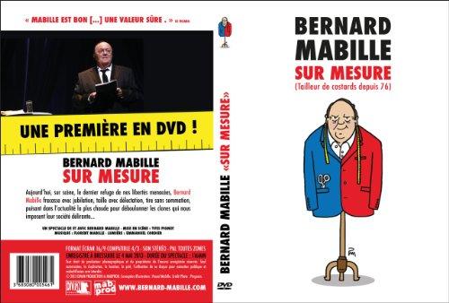 Bernard Mabille SUR MESURE