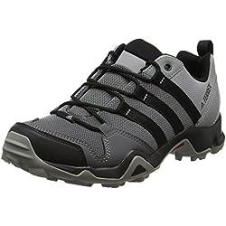 Adidas Terrex AX2R, Herren Wanderschuhe, Grau (Granit/negbas/grpuch), 43 1/3 EU (9 UK)