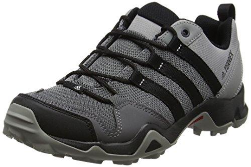 Adidas Terrex Ax2r, Zapatos de Senderismo para Hombre, Gris (Granit/Ne