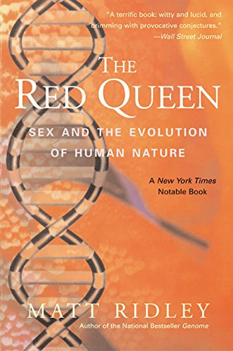 The Red Queen: Sex and the Evolution of Human Nature por Matt Ridley