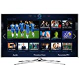 Samsung UE40F6510 40-inch Widescreen 1080p Full HD 3D Smart LED Television with Freeview, S Recommendation, Voice Interaction, Dual Core Processing - White (discontinued by manufacturer)
