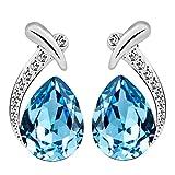 Tia Jewels Blue, Silver Non-Precious Met...