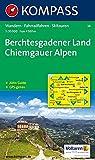 Berchtesgadener Land - Chiemgauer Alpen: Wanderkarte mit Aktiv Guide, Radwegen und Skitouren. GPS-genau. 1:50000 (KOMPASS-Wanderkarten, Band 14)