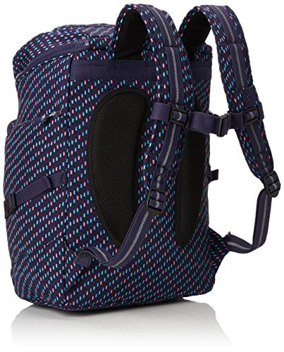 *Kipling Upgrade Cartable, 46 cm, 28 liters, Multicolore (Blue Dash C) Magasin en ligne
