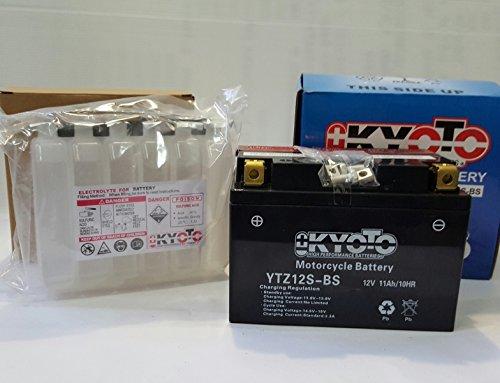 BATTERIA MOTO SCOOTER KYOTO YTZ12S-BS HONDA SH 300 SILVER WING 400 TRANSALP 650