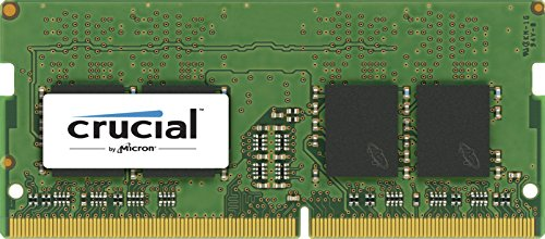 Crucial CT8G4SFS8213 - Memoria RAM de 8 GB (DDR4, 2133 MT/s, SODIMM 260-pin, PC4-17000)