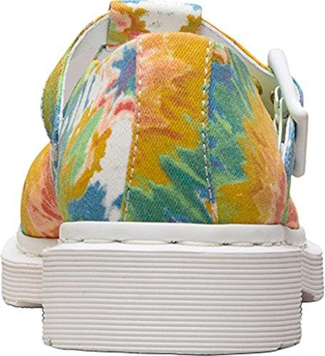 Dr. Martens, Bottes pour Femme Multicolore