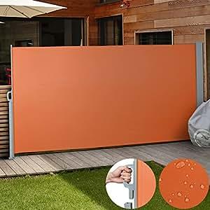 Jago Seitenmarkise Sonnenschutz Sichtschutz