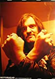 Motörhead Poster Lemmy Copenhagen 1987