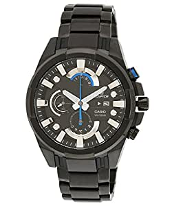 Casio Edifice Chronograph Multi-Color Dial Men's Watch - EFR-540BK-1AVUDF (EX200)