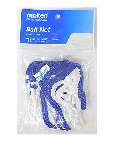 molten Bnd-B Ballnetz, Blau, 1