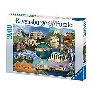 ravensburger 16664 neue weltwunder 2000 teile puzzle spielzeug. Black Bedroom Furniture Sets. Home Design Ideas