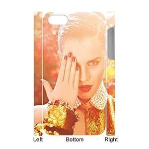 DIY 3D iPhone 4,4G,4S Case, Emma Watson Customized Phone Case