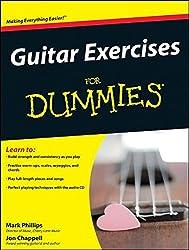 Mark Phillips And Jon Chappell Guitar Exercises For Dummies Gtr Book/