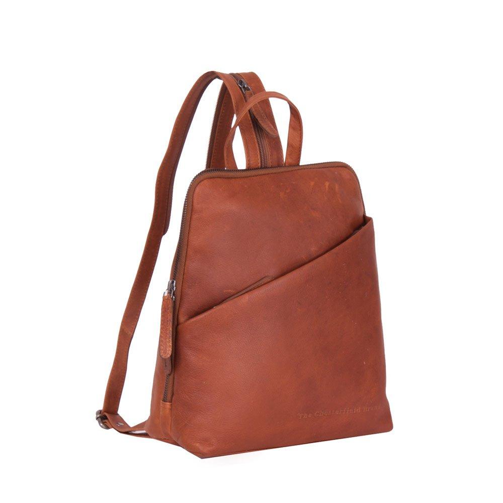06b9878596941 The Chesterfield Brand Maria City Rucksack Leder 28 cm
