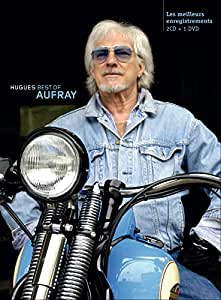 Deluxe Sound & Vision : Hugues Aufray  (Coffret 2 CD + 1 DVD)