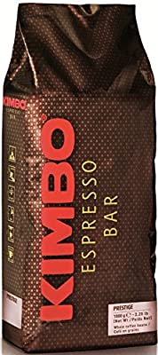 Kimbo Prestige Coffee Beans - 1KG Bag by Kimbo