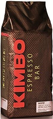 Kimbo Prestige Coffee Beans - 1KG Bag by Kimbo