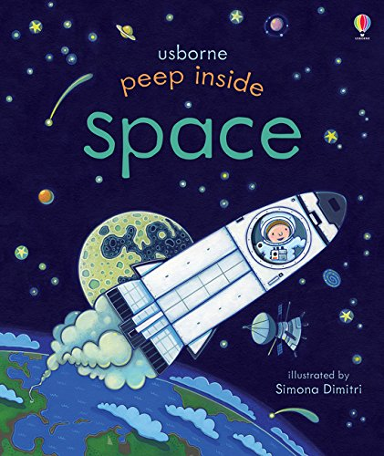 Peep Inside Space Cover Image