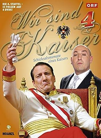 Wir sind Kaiser: Staffel 4 *4 DVDs*