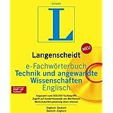 Langenscheidt e-Fachwörterbuch Technik Englisch