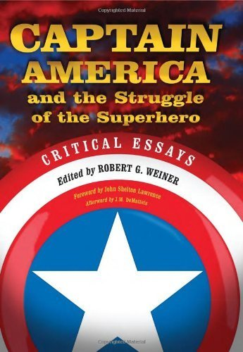 Captain America and the Struggle of the Superhero: Critical Essays Paperback March 14, 2009
