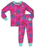 Shimmer & Shine Mädchen Schlafanzug 104