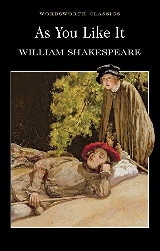 As You Like It (Wordsworth Classics) by William Shakespeare (5-Jun-1993) Paperback
